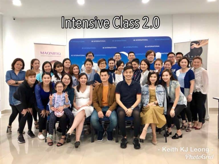 Incentive Training Class 2.0